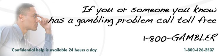 Get help for gambling problems
